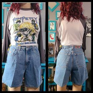 VTG Highrise Denim Shorts